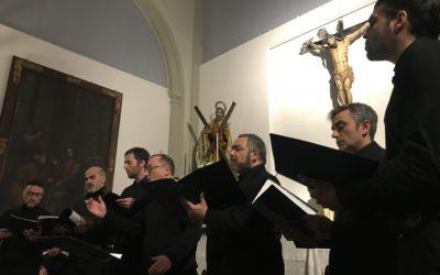 CONCIERTO «Sicut Flos Foeni » El Canto exequial Mozárabe. Grupo Psallendum